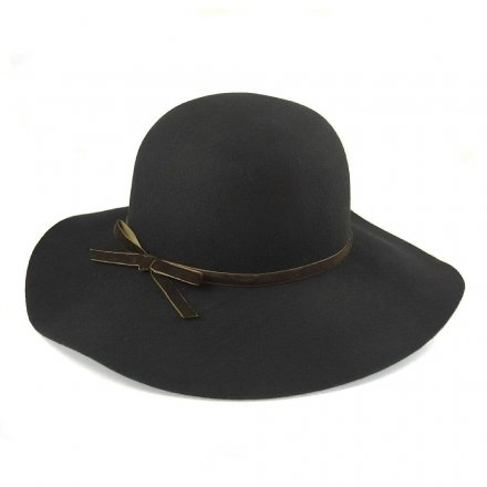 Hatter - Vintage Wool Floppy Hat (sort)