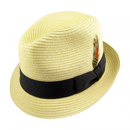 Hatter - Summer Blues Trilby (natur)