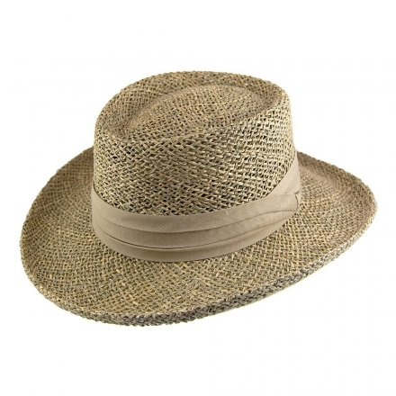 Hatter - Pebble Beach Gambler Hat (natur)