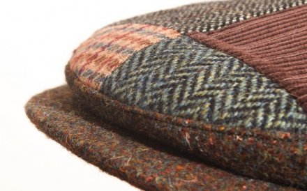 Sixpence / Flat cap - City Sport Caps Revel Patchwork (multi)
