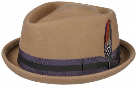 Hatter - Stetson Ecron Diamond Crown (beige)