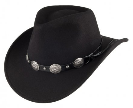 Hatter - Jaxon Hats Tombstone Cowboy Hat (sort)