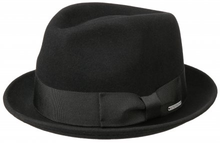 Hatter - Stetson Colby Wool/Cashmere (sort)