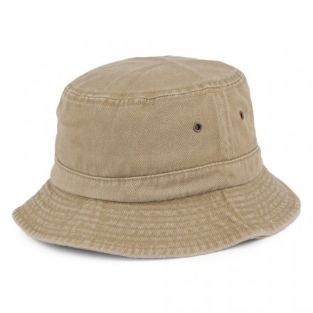 Hatter - Cotton Bucket Hat (khaki)