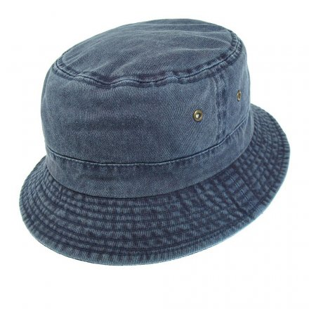 Hatter - Cotton Bucket Hat (blå)