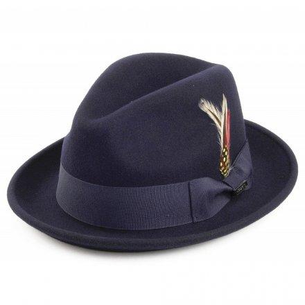 Hatter - Jaxon Crushable Blues Trilby (marineblå). kr 549. Fra kr 33 mån.  Hatter - Kangol Wool Mowbray (blå) 3ef9b8f3645bd