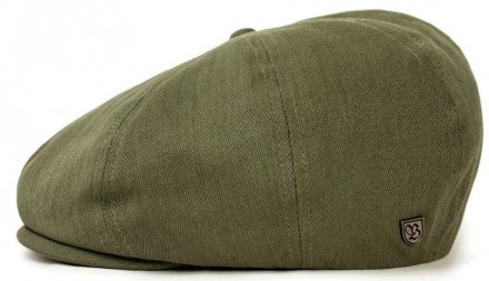 Sixpence / Flat cap - Brixton Brood (light olive)