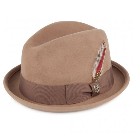 Hatter - Brixton Gain (tan/bronze)