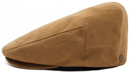 Sixpence / Flat cap - Brixton Hooligan (dark tan)