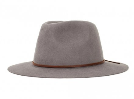Hatter - Brixton Wesley (light grey)