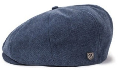 Sixpence / Flat cap - Brixton Brood (dark denim)