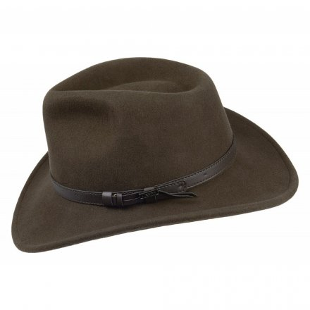 Hatter - Crushable Outback (olive)