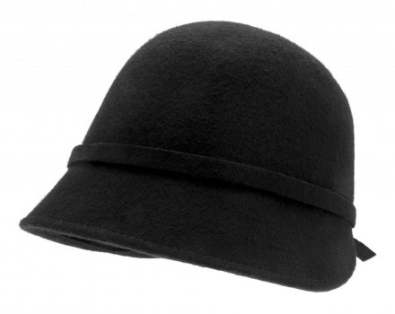 Hatter - CTH Ericson Analise Cloche (sort)