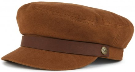 Sixpence / Flat cap - Brixton Fiddler (brown/dark brown)
