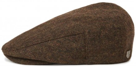 Sixpence / Flat cap - Brixton Hooligan (dark brown)