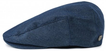 Sixpence / Flat cap - Brixton Hooligan (dark denim)