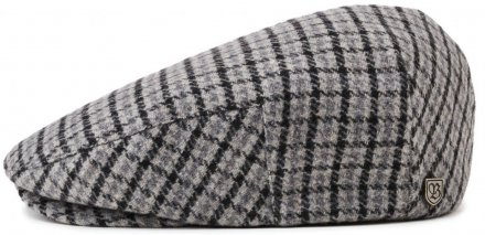 Sixpence / Flat cap - Brixton Hooligan (grey/charcoal)