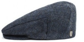 Sixpence / Flat cap - Brixton Hooligan (navy/royal)