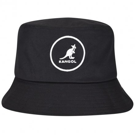 Hatter - Kangol Cotton Bucket (sort)