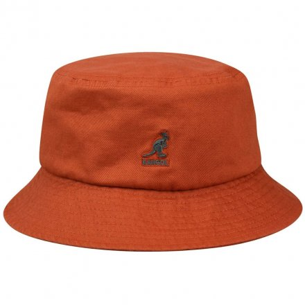 Hatter - Kangol Washed Bucket (rust)