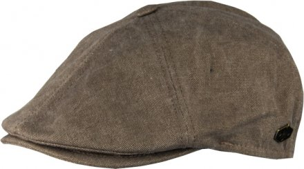 Sixpence / Flat cap - MJM Rebel Canvas (khaki)