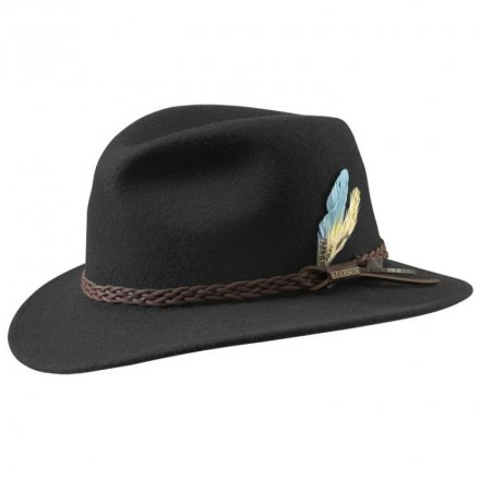 Hatter - Stetson Newark (sort)