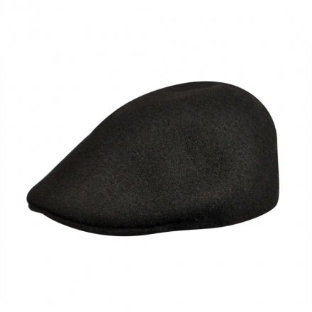 Sixpence / Flat cap - Kangol Seamless Wool 507 (sort)
