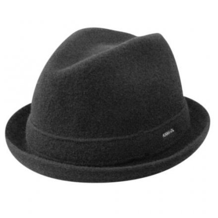 Hatter - Kangol Wool Player (sort)