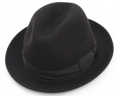 Hatter - City Sport Caps Trilby (sort)