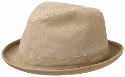Hatter - Stetson Player Organic Cotton (beige)