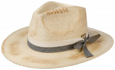Hatter - Stetson Corrales Western Hat (natur)