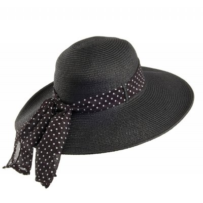 Hatter - Beachside Sun Hat (sort)