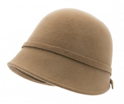 Hatter - CTH Ericson Analise Cloche (camel)