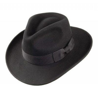 Hatter - Ford Fedora (sort)
