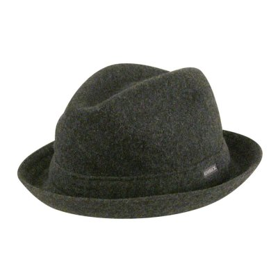 Hatter - Kangol Wool Player (grå)
