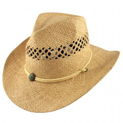 Hatter - Maggie May Cowboy Hat (natur)