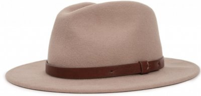 Hatter - Brixton Messer (light tan)