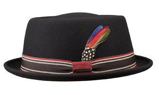Hatter - Stetson Pawling (sort)