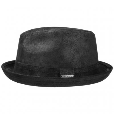 Hatter - Stetson Radcliff Leather (sort)