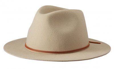 Hatter - Brixton Wesley (light tan)
