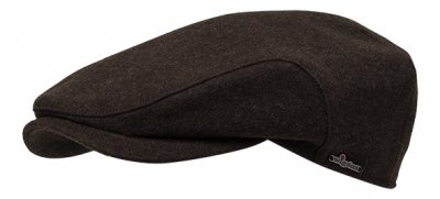 Sixpence / Flat cap - Wigéns Ivy Classic Cap (coffee)