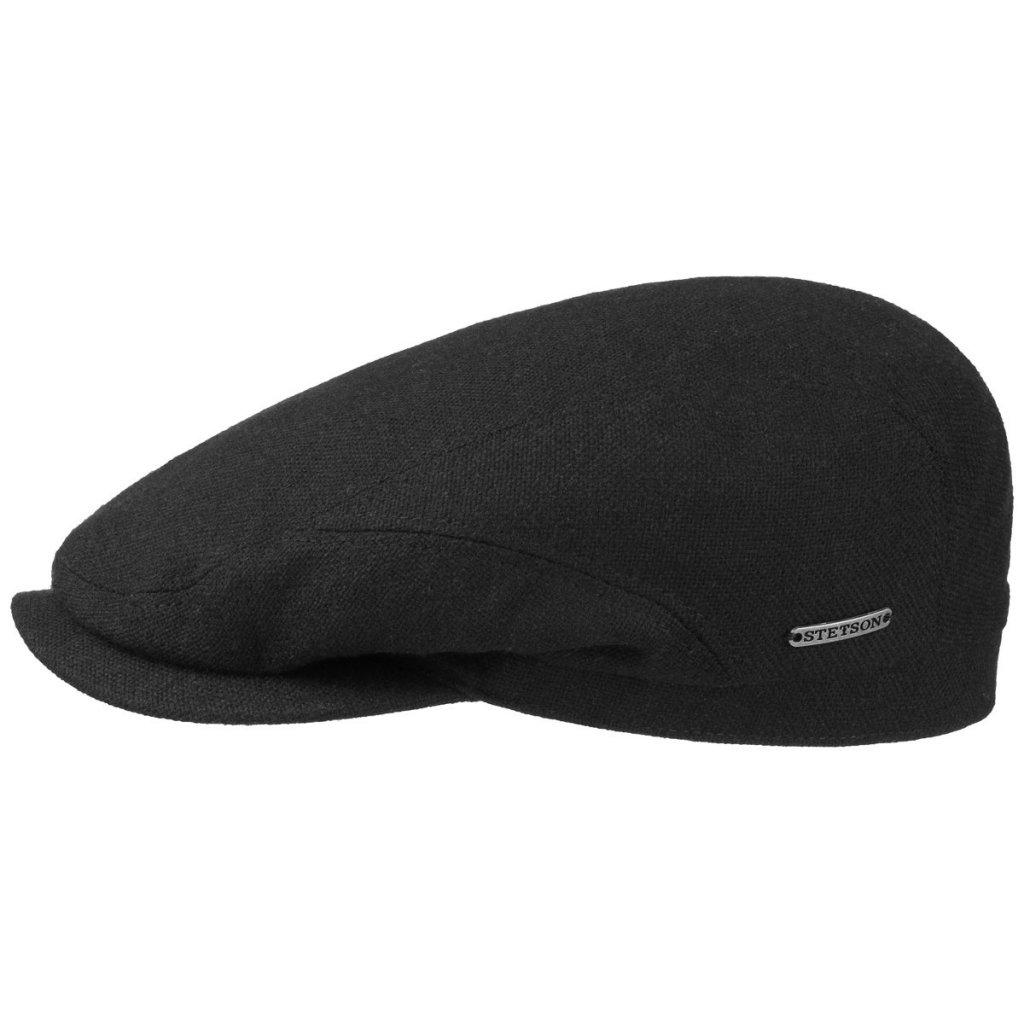 Sixpence   Flat cap - Stetson Belfast Wool Cashmere (sort ... 3daaa88e3d2