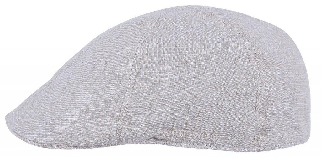 98135ae40fab2 Sixpence   Flat cap - Stetson Texas Linen (beige)